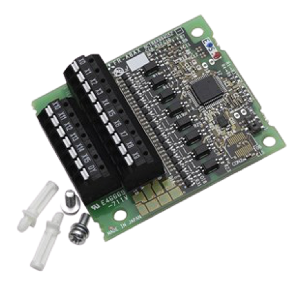 Mitsubishi FR-A8AX-60 E-KIT Option cards
