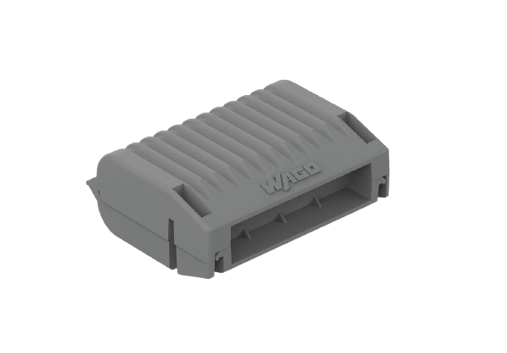 Wago 207-1332, GEL Box, IPx8, for series 221, 2773, max. 4mm² connectors size 2