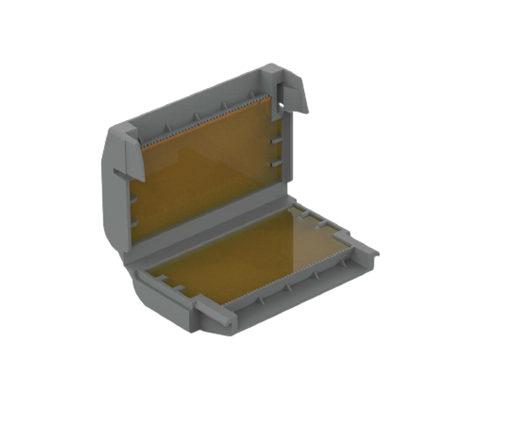 Wago 207-1333, GEL  Box, IPx8, for Series 221, 2773, max. 4mm² connectors, size 3