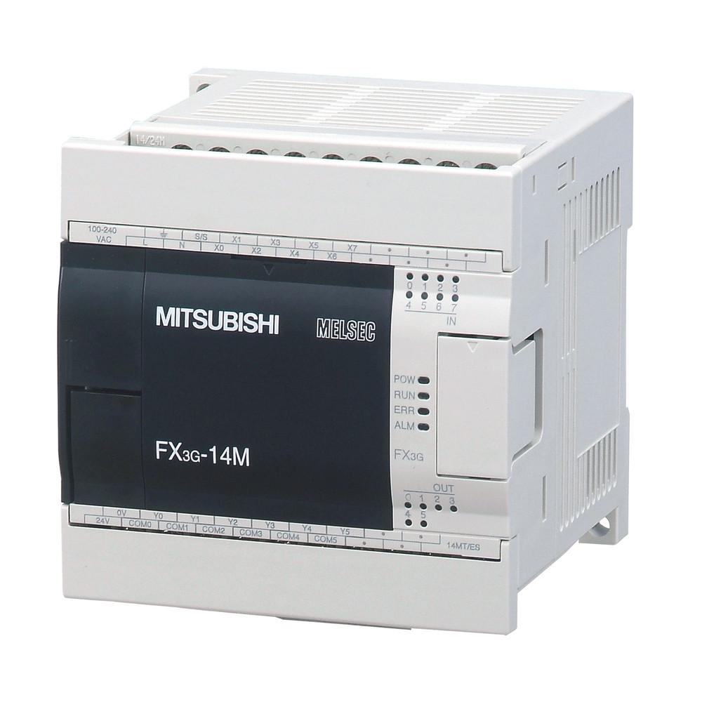 MITSUBISHI FX3G-14MR-ES