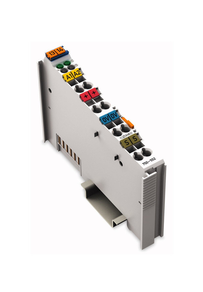 Wago 750-552   2 Channel 0-20mA Analog Output Module