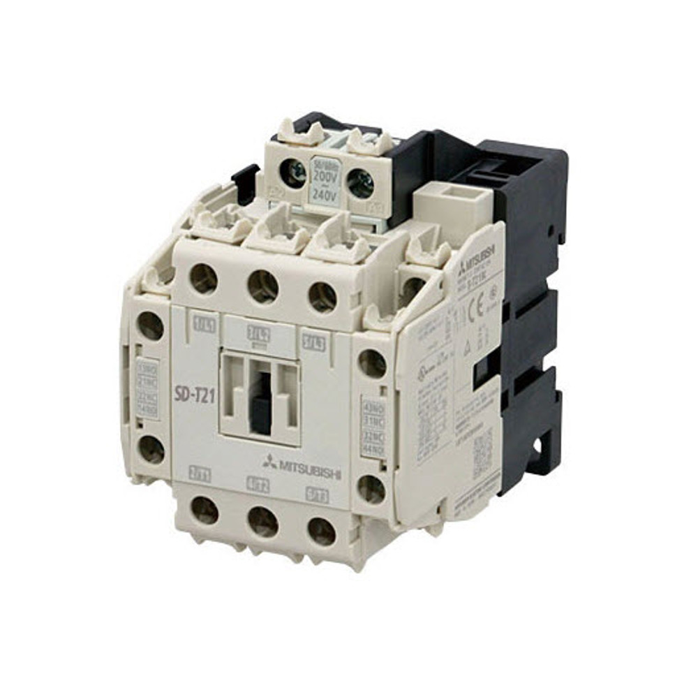 MITSUBISHI SD-T2 11kW 3 pole contactor, 24Vdc