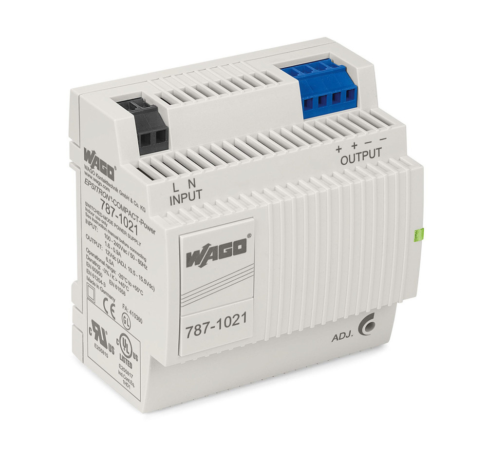 WAGO EPSITRON® Compact Power Supply Unit 12VDC 6.5Amp Version