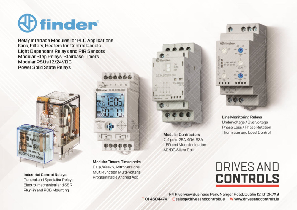 Finder Dimmers – Simple Lighting Control for Homes, Apartments and Offices.