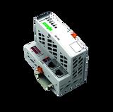 WAGO ethernet TCP/IP coupler, web server