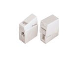 Wago 224-112 - Lighting Connector 2 to 1, 2 Solid to 1 Flex, Box qty 100