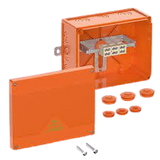 WKE 6 - Duo 3 x 16² Fire Rated Junction Box