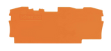 Wago 2006-1392 End and Intermediate Plate