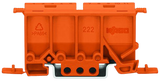 Wago 222-500 Mounting carrier for 222 Series