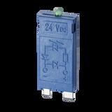 FINDER LED + Diode module, 110-220Vdc for 95.75SMA bases