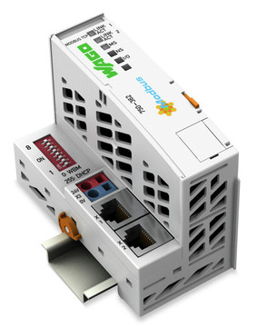 WAGO Fieldbus Coupler Modbus TCP; 4th generation