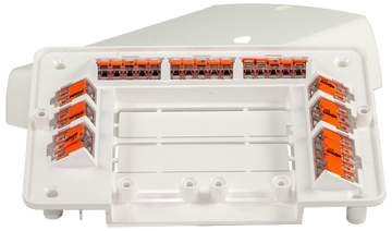 Wago mBox L32 wiring centre with 221 series connectors