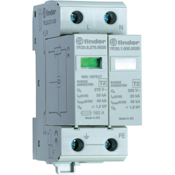 FINDER Surge Protection Device