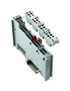 Wago 753-504 4 Channel 24VDC Digital Output Module