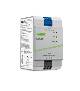 WAGO EPSITRON® ECO Power Supply Unit 24VDC 5Amp Version