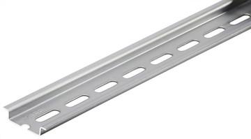 WAGO carrier rail, 25 x 7.5, 1 metre