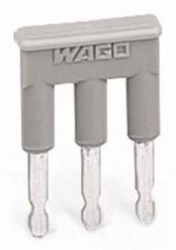 WAGO comb jumper bar, 3 way
