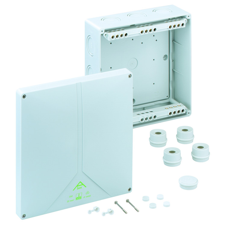 Spelsberg Abox 350 Junction Box with 5 x 35mm² Terminals