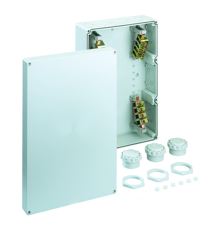 Spelsberg Abox 700 Junction Box with 5 x 70mm² Terminals Please Contact us for pricing