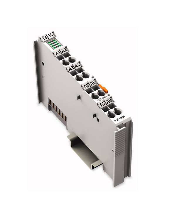 Wago 750-530 8 Channel 24VDC Digital Output Module