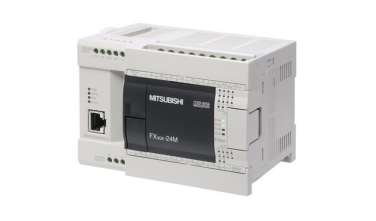 MITSUBISHI FX3GE-24MT-ESS