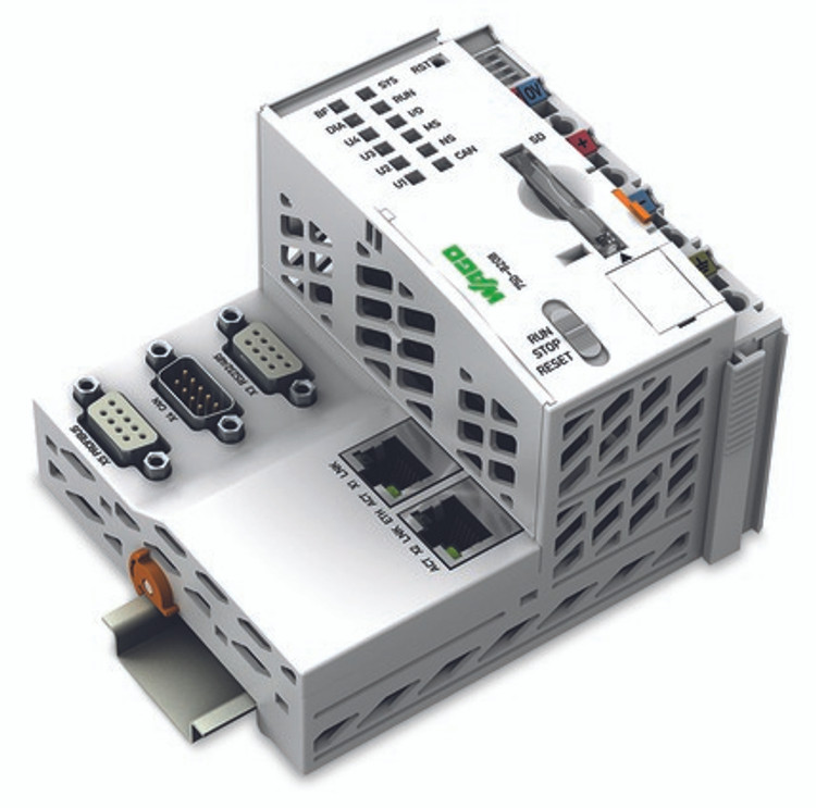 Drivesandcontrols WAGO 750-881 Ethernet Controller