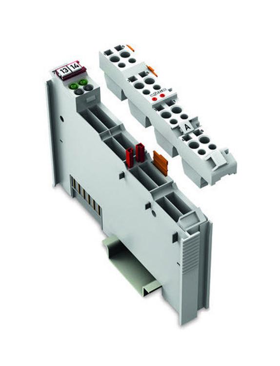 Wago 753-501 2 Channel 24VDC Digital Output Module