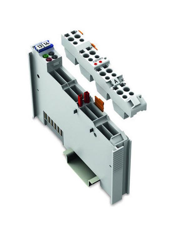 Wago 753-555   4 Channel 4-20mA Analog Output Module