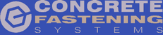 Concrete Fastening Systems, Inc.