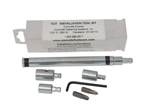 Picture of Tapcon Installation Kit 1000, Each