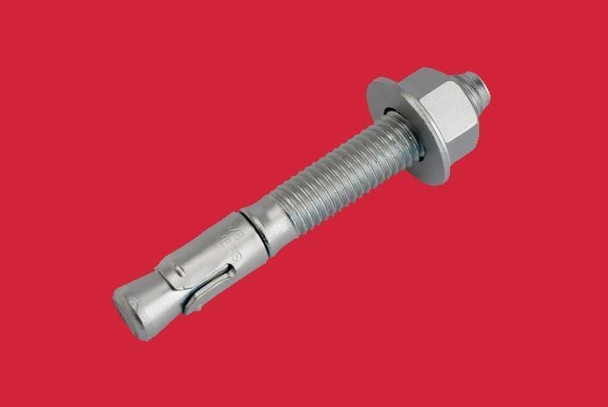 """Picture of 1/4"""" x 3-1/4"""" Power-Stud+® SD1 Expansion Anchor, 100/Box"""