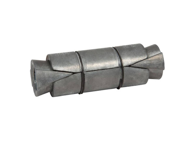 "Picture of 1/4"" Double Expansion Anchor, 100/Box"