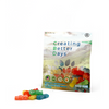 CBD Kind Kids Gummies with fast-acting benefits of nano-amplified CBD. Safe, gentle, and effective, this formulation provides naturally occurring antioxidants to support a healthy endocannabinoid system. This formula and all Creating Better Days formulas are 100% THC-free and non-psychoactive.