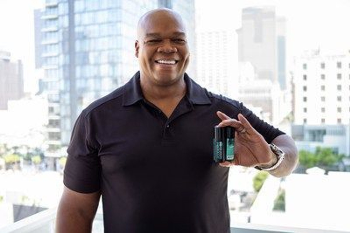 The Big Hurt' baseball legend Frank Thomas turns to CBD - ECODERM CBD Pain Cream By ECOSciences (CBD Drip)