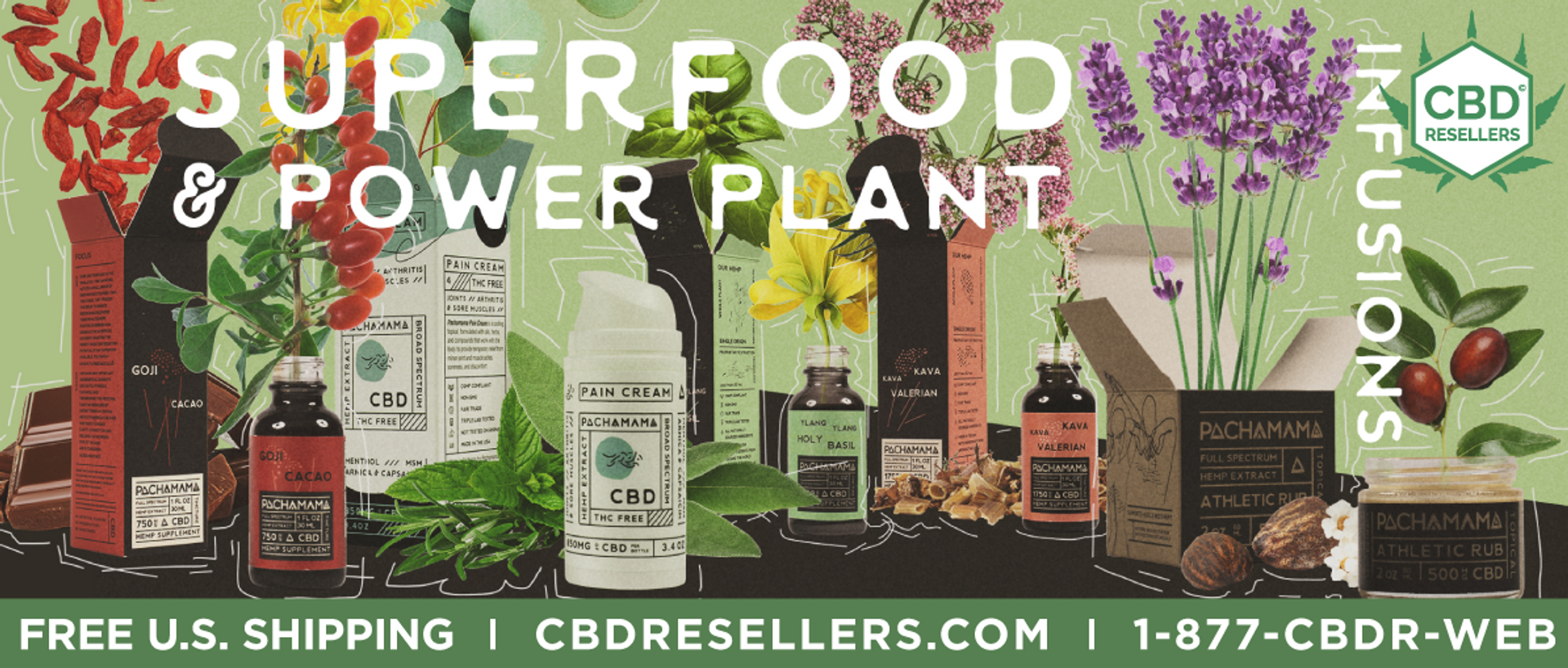 With so many CBD brands on the market, it can be hard for some companies to stand out, and gain traction. For Pachamama CBD, standing out has never been a problem. This is a company that was started with purpose and has grown into something much larger. P