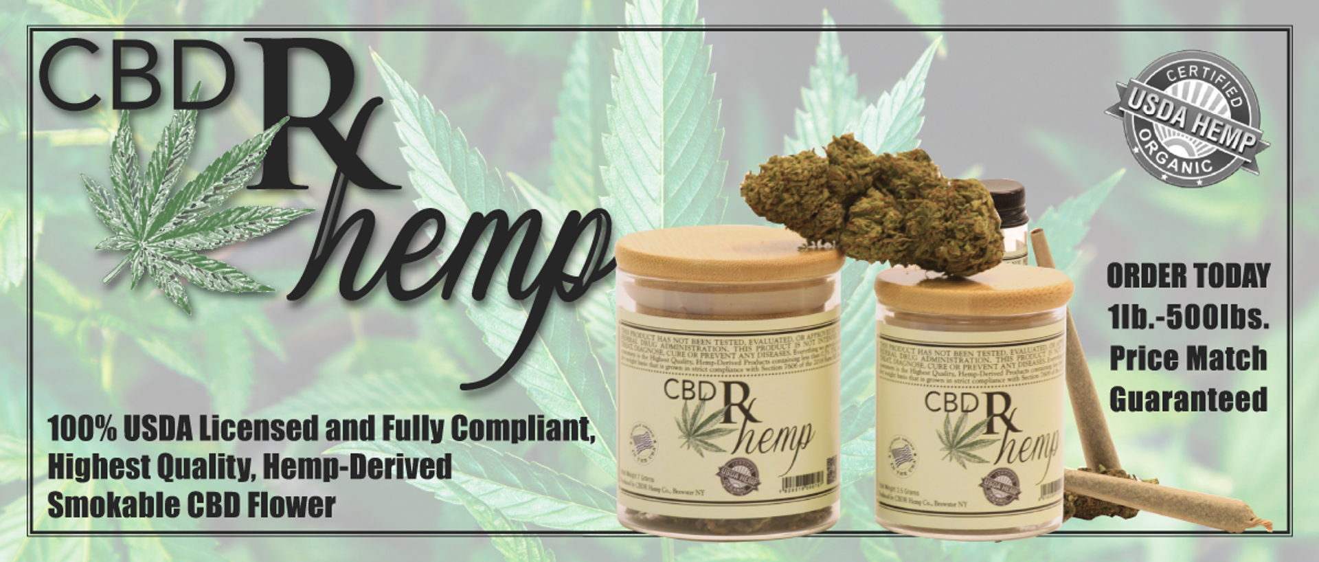 As HEMP professionals our passion and goal is to create a world-class Brand of smokeable HEMP products. This is precisely what we created with The CBDR Hemp Co. Brand of Products.  Real Hemp, Hand Made to Perfection and with more than 30 plus high quality