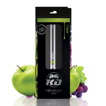 These Knockout CBD vape pens are excellent. If you're looking for a therapeutic and balanced dose of medicine without cognizant effects, this CBD vape pen from Knockout CBD delivers.