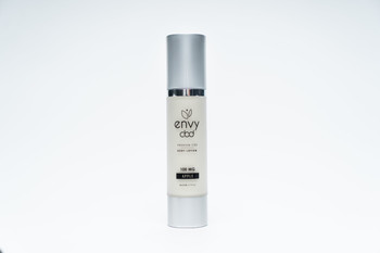Envy's Body Lotion is the fast-acting and effective balm that soothes and relieves. This green apple-scented topical ointment aims to heal your muscles and soothe your skin with the natural Full Spectrum CBD infused from within.