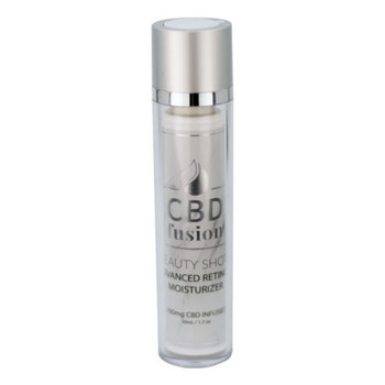 CBD Fusion Retinol is the #1 recommended anti-aging ingredient. Long known for its ability to diminish the appearance of fine lines and deep wrinkles from collagen depleted skin, retinol is also a powerful antioxidant, interrupting the free-radical damage process that causes accelerated skin aging. Retinol can also help minimize the appearance of pores, help manage blemishes and eczema, and can also help brighten skin and improve discolorations.