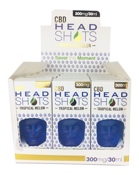CBD Fusion Headshots uses 100% natural 99% pure cannabidiol (CBD) and contain no THC (0%). Headshots are tested to provide consistent and safe products, CBD Fusion Tropical Melon Headshots 300mg - CBD Fusion Brands, Tropical Melon 300mg CBD Oil by CBD Head Shots is a flavorful rendition of juicy mouth-watering watermelon with a medley of tropical fruits, Tropical Melon 300mg CBD Oil by CBD Head Shots | PremiumCBDSupply