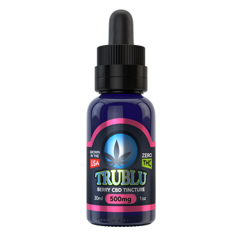 Blue Moon Hemp likes to keep things simple and effective. That is what their Tru Blue CBD Tincture is. This 30 ml blend of Organic Cold Pressed Hemp Oil is blended with a range of CBD from 125mg to 3000 mg. This wide range of dosages offers customers a multitude of options when choosing their CBD Oil dosage. Blue Moon Hemp Tru Blue CBD features nano-technology and high speed emulsion methods to create a micro-encapsulation of the molecules. This results in greater bio-availability.  The end result is more efficacy and better absorbtion leading to an increased effect.  We are certain you will find this to be the best tincture you have ever used.