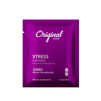 Infused with Sensoril, L-Theanine and 25mg Full Spectrum Hemp Extract. Our Stress Formula Capsules are doctor formulated with high-quality ingredients that are designed to provide relief from stress-induced symptoms naturally.