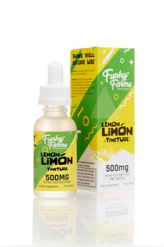 Lemon Limón is full of life, tastefully blending our earthy full spectrum hemp extract with the added bonus of natural lemon and citrus flavors.Using the highest quality, hemp-derived CBD, this delicious tincture is just the thing to start or end your day with a relaxing ritual that does right by your body.