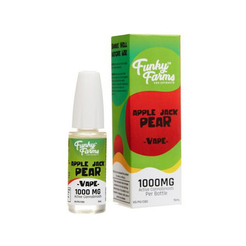 No longer only for breakfast! Fruity and earthy with a tart finish and sweet apple zest. The pear aromas combine with sweet sliced apples and our delicious hemp extract. The perfect balance for warm, soothing relaxation throughout the day. 50/50 PG/VG.    Lab Results
