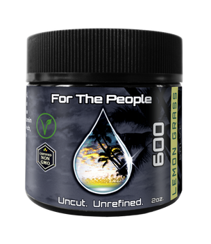 """Introducing the firstUNREFINEDSALVE™(Lavender/Lemon Grass/Tea Tree) by CBD For The People.""""The RAWEST, most POTENT CBD SALVE on the market.""""Full-spectrum CBD is NOT created equal. CBD is DARK when extracted from the hemp plant. This is the RAW, UNREFINED state. It takes a lot of refining to make the oil GOLDEN and PRETTY like most other salves on the market."""