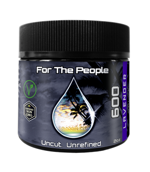 """Introducing the firstUNREFINEDSALVE™(Lavender/Lemon Grass/Tea Tree) by CBD For The People.""""The RAWEST, most POTENT CBD SALVE on the market.""""Why is it SO DARK you say? Because it's made of 100% UNREFINED Full-Spectrum CBD!Full-spectrum CBD is NOT created equal. CBD is DARK when extracted from the hemp plant. This is the RAW, UNREFINED state. It takes a lot of refining to make the oil GOLDEN and PRETTY like most other salves on the market."""