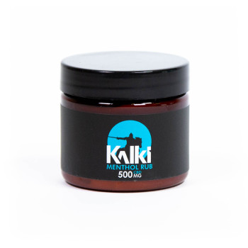 Kalki THC-Free CBD Menthol Rub.isolated CBD. We understand the trace amounts of THC found in our whole-plant extracts aren't compatible with everyone's lifestyle. Our THC-free line of products offers the benefits of CBD without secondary cannabinoids or terpenes. Fortunately, even isolated CBD can support the endocannabinoid system in balancing processes throughout the body.