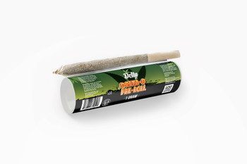 Delta-8 THC Preroll offers a complete body-high experience- from head to toe! With a delicious taste and great aroma, you won't want to miss this great addition to the already stacked DeltaXL product lineup. Come see what all the talk is about - enjoy your next DeltaXL item with our delta-8 Prerolls!