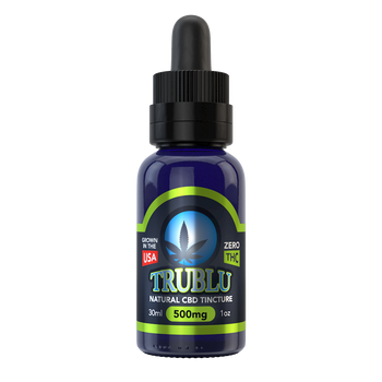 Blue Moon Hemp likes to keep things simple and effective. That is what their Tru Blue CBD Tincture is. This 30 ml blend of Organic Cold Pressed Hemp Oil is blended with a range of CBD from 100 mg to 3,000 mg. This wide range of dosages offers customers a multitude of options when choosing their CBD Oil dosage.