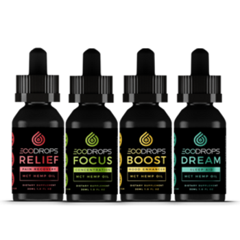 ECODROPS  10ml and 30ml